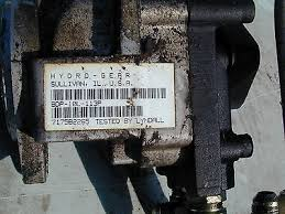 used zero turn mower zeppy io lesco zero turn mower hydro gear bdp 10l 113p pump