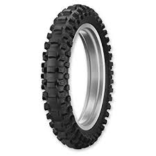 Dunlop Tires Geomax MX33 Soft/Intermediate Rear ... - Amazon.com
