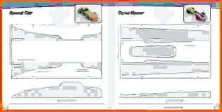 Free Pinewood Derby Template Plus X To Produce Astonishing Free ...