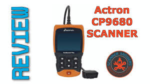 Actron Cp9580a Enhanced Review 2019 Update