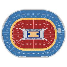 Smoothie King Center New Orleans Tickets Schedule Seating Chart Directions