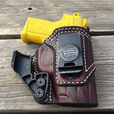 a custom aiwb holster for cz 2075 rami for concealed carry appendix style handmade