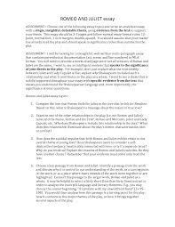 romeo and juliet death essay our work related gcse romeo and juliet essays