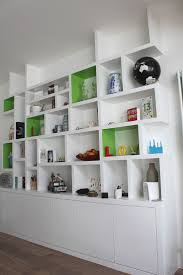 Wall Units, Amazing Built In Bookcase Pictures Built In Bookshelves Plans  White Shelves Cabinet: