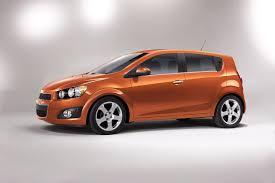 2012 Chevrolet Sonic Hatchback Photo Gallery - Autoblog