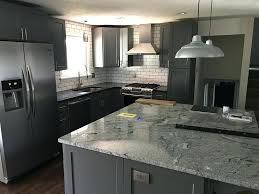 gray cabinets kitchen shaker gray painted gray kitchen cabinets before and after gray cabinets kitchen