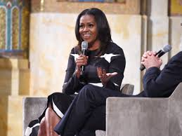 Michelle Obama Says Men Can\u0027t Be Bystanders in the Face of Sexual ...