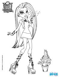 Small Picture Monster High Baby Coloring Pages To Print Coloring Pages