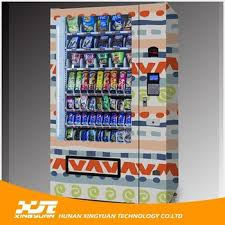 Customized Vending Machines Mesmerizing Vending Machine With Customized Graphics View Vending Machine