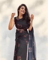 Actress Namitha Pramod Saree Clicks - Actress Namitha Pramod Saree |  Thandoratimes.com |