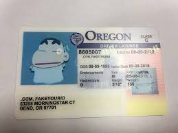 Buy - Fake Oregon Make Premium Id Ids We Scannable