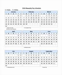 If You Get Paid Semi Monthly Biweekly Payroll Calendar 2015 Template Luxury Payroll