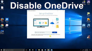 How To Delete Onedrive From Windows 10 Disable Onedrive Windows 10 How To Stop Onedrive Popup