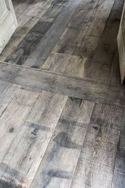 washed wooden floor for kitchen maybe just do 1x4 s instead of actual hardwood flooring and use minwax gray to give the washed look