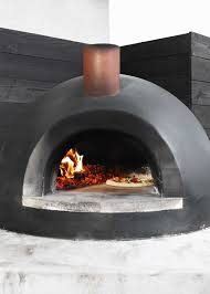 Coal Fired Pizza Oven Design Wood Fired Pizza Dough The Faux Martha