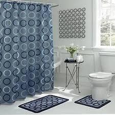 shower curtain bathroom rug set blue bathroom designed for your place of residence