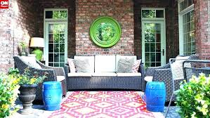 bright outdoor rug new