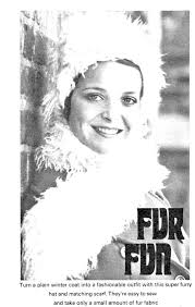 The design arrived to russia from central asia and the caucasus; Pdf Digital Ladies Women S Russian Style Fur Hat Scarf Vintage Chart Sewing Pattern Millinery