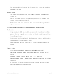 Performance Review Forms Dentist Assistant Performance Appraisal