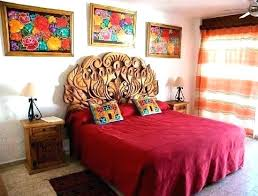 rustic style bedroom furniture rustic. Mexican Inspired Furniture Bedroom Style Look At That Headboard Sets Rustic