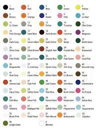 Marvy Artist Brush Pens 1100 B Set 18 Colours