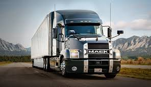 New 2018 Mack Anthem Makes a Semi Truck a Lot More Like a Modern ...