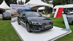 2018 audi diesel canada. plain diesel 2017 audi a5 coupe front three quarters to 2018 audi diesel canada