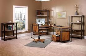 office desk in living room. Rustic Office Furniture Industrial Set Texas . Desk In Living Room