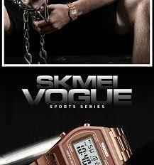 SKMEI <b>Top</b> Brand Luxury Luminous <b>Men</b> Digital Sports <b>Watch</b> ...