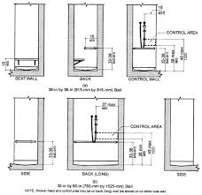 shower shower stall size code 2007 florida building code building residential existing building plumbing mechanical