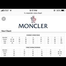Moncler Kids Size Chart Matter Of Fact Moncler Sizing Chart 2019