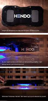 Real Working Hoverboard Hendo Hoverboards Worlds First Real Hoverboard By Hendo Hover