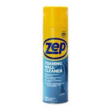 zep 18 oz foaming wall cleaner zufwc18