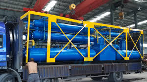 Waste Tire Recycling Pyrolysis Plant Will Be Delivery To