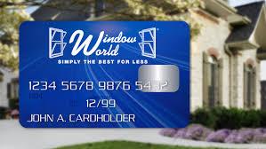 apply for window world financing