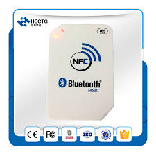 online get cheap writers support com alibaba group newest 13 56mhz nfc bluetooth wireless contactless rfid reader writer support iso14443 s50 chip mf one