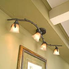 decorative track lighting kitchen ing kitchen cabinet lighting home depot