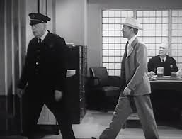 John Ince, Byron Foulger, unidentified actor (as Jim the desk sergeant) |  The Panther's Claw (1942) | Actors, Byron, Who dat