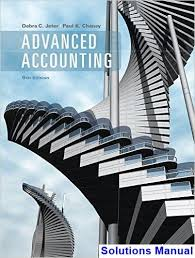 Advanced Accounting 6th Edition Jeter Solutions Manual - Test bank ...