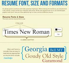 Best Font For Resume 40 40 Best Resume And Cover Letter Tips Cool Best Font For Resume 2017