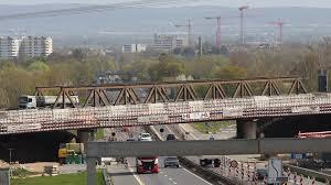 Rund um die salzbachtalbrücke bei wiesbaden geht derzeit nichts mehr: Bauarbeiten Am Autobahnkreuz Mainz Sud Verzogern Sich Weiter Swr Aktuell