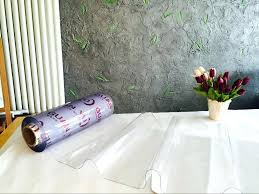 clear plastic table cover crystal clear plastic rolls plastic clear sheet clear plastic table cover round