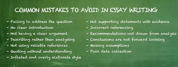 step by step guide to essay writing esl buzz common mistakes to avoid in essay writing