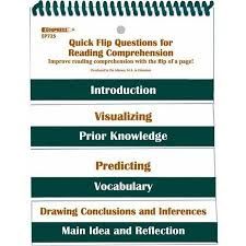 Edupress Resources Quick Flip Questions For The Revised Blooms Taxonomy Flip Chart