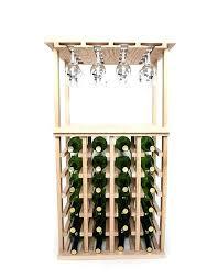 bottle wine and glass rack shelf ikea small racks c