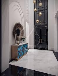 Modern Middle Eastern Interior Design Family Villa Contemporary Arabic Interior Design On Behance