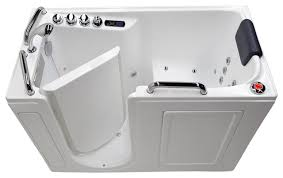 air and whirlpool fully loaded walk in bathtub white left 27