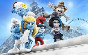 smurfs widescreen wallpaper 2880x1800