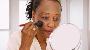 makeup tips for over 50s
