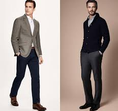 Interview Outfits For Men What Is Business Casual Dress Code Tips And Examples In 2019